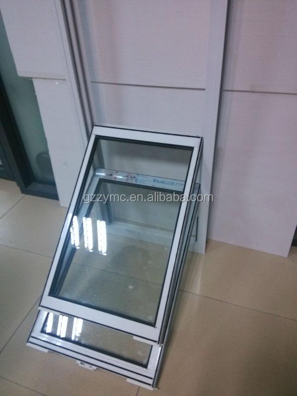 Americano finestra a ghigliottina di verticale finestre scorrevoli e finestre in alluminio ...