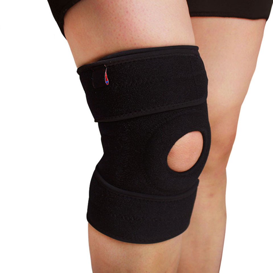 Wholesale waterproof knee support for sports