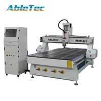 Heavy duty 3d cnc wood milling machine 3 axis wood 1325 cnc router with best price