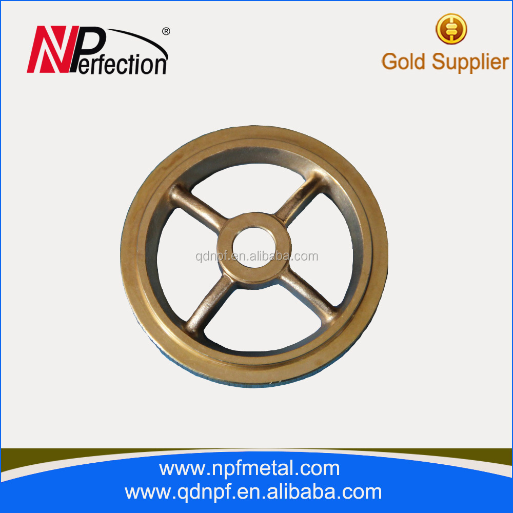 Customized CNC Milling Machine Brass Hot Forging Parts