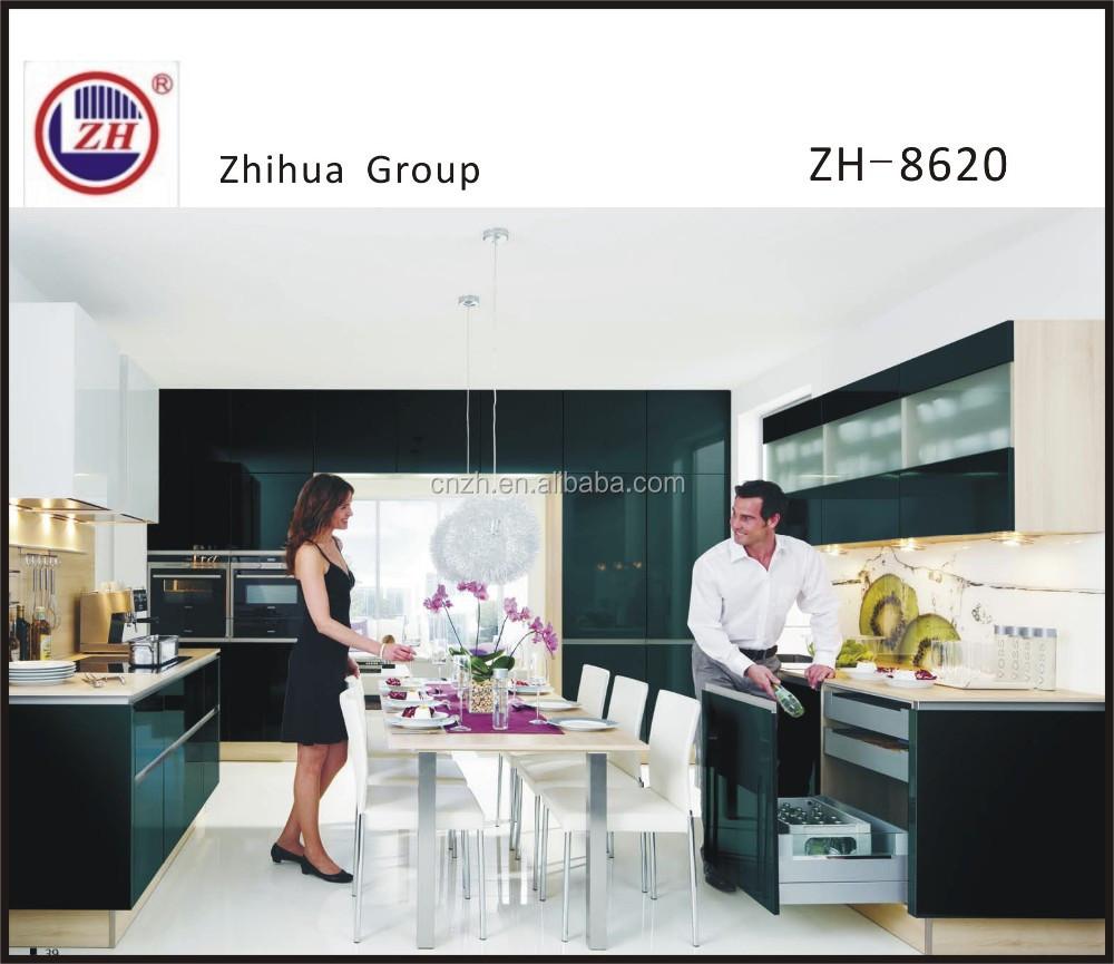 Matching Blum Accessories Kitchen Cabinet Design Manufacturer For ...