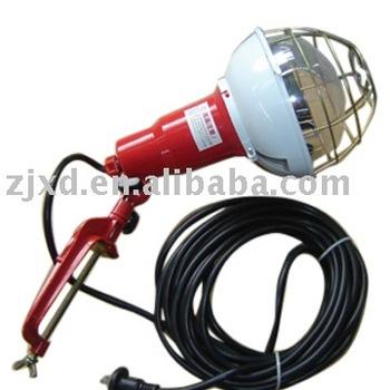 Reflector Lamp Lighting Fixture,Screw Clamp