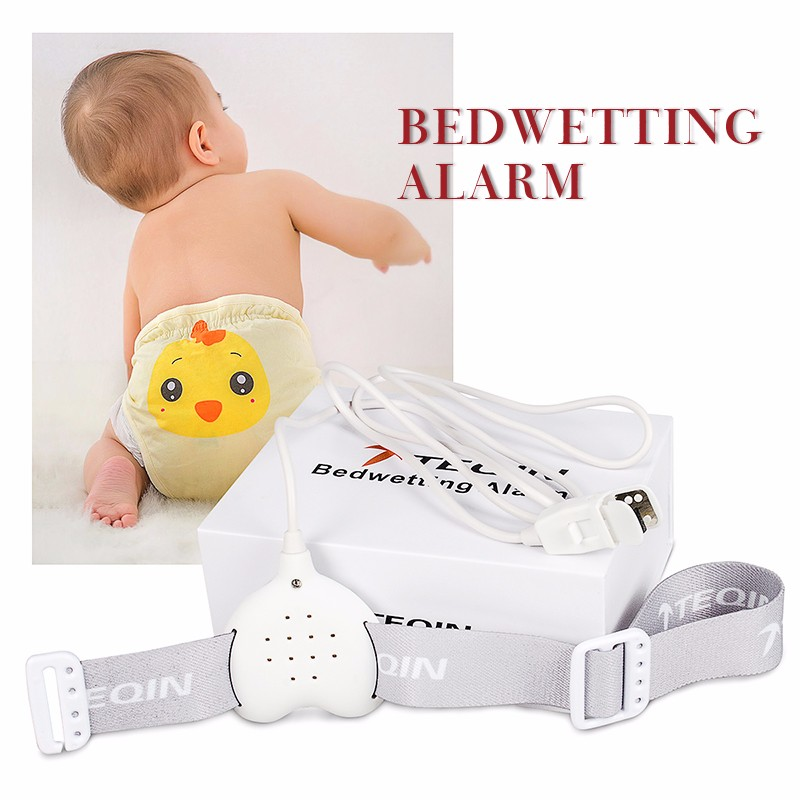 Factory price Baby Urine Bedwetting Alarm with 2 year warranty from TEQIN Factory