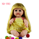 PVC 18 inch girl dolls adults for European Market