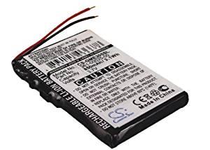 vintrons (TM) Bundle - 850mAh Replacement Battery For GARMIN 361-00025-00, + vintrons Coaster
