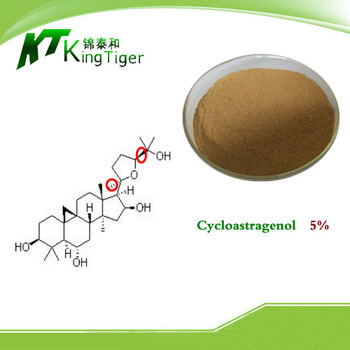 Factory Supply Cycloastragenol 5% Astragalus Root Extract Cycloastragenol Powder