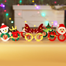 Hot Christmas Decoration Sell Fashion Party Funny Sunglasses for Chrismas Gift