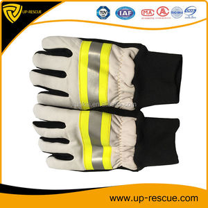 Fire and safety equipment Firefighting Protect hand Gloves Fire Gloves
