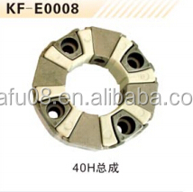 excavator coupling rubber coupling 40h coupling assy for ex200235