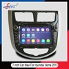 Wholesale Android 7 Inch In Dash Media For Verna Hyundai With Car GPS/Navigation/DVD Player