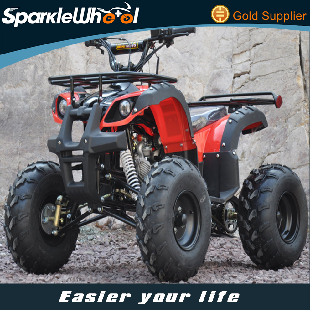 Huter ATV 250cc, 200cc, 150cc Hot Selling Quad Bike UTV with Huge ATV Tyre