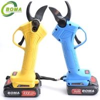 Hot sale Electric Small Branch Pruning Shears for Orange Orchard made by BOMA TOOLS