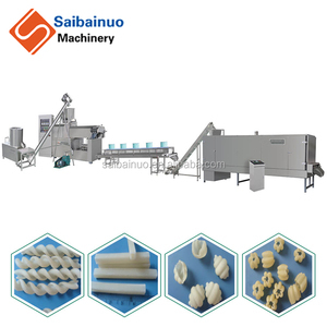 Automatic pasta macaroni machine production line equipment
