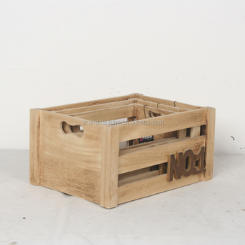 Vintage Antique Wooden Apple Crates Wood Storage Box With Handle Wholesale Buy Wood Storage Boxwooden Apple Crateswood Storage Box With Handle