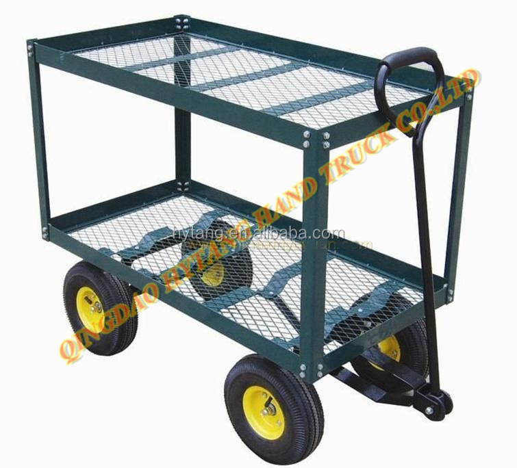 Steel Mesh Garden Cart, Steel Mesh Garden Cart Suppliers And Manufacturers  At Alibaba.com