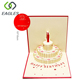Eagles Wholesale happy birthday greeting card