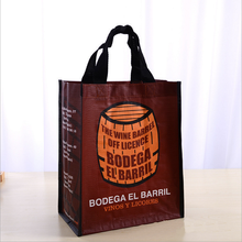 Top grade custom non-woven tote bag for shopping