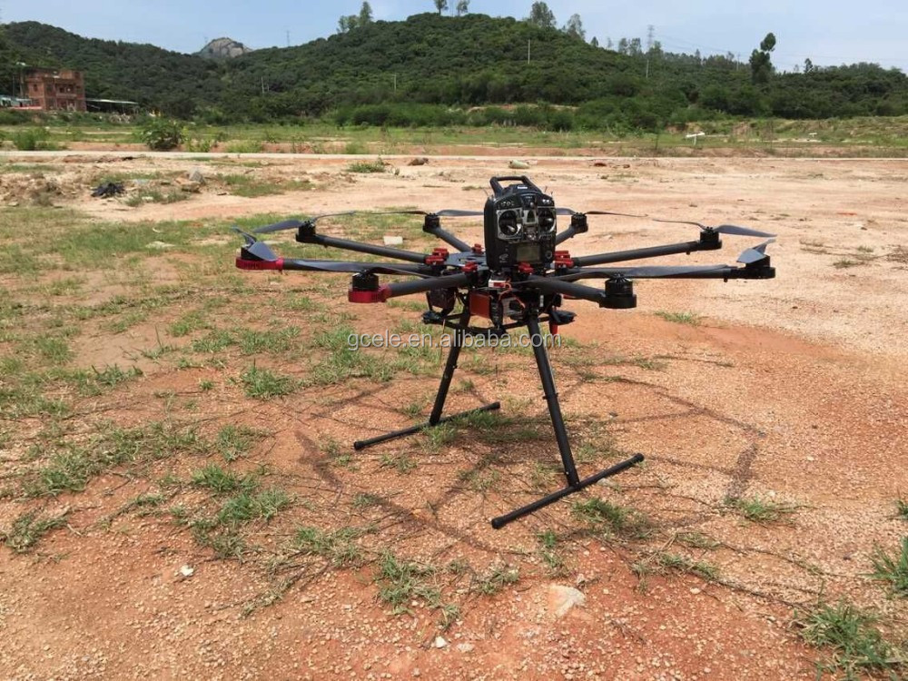 2015 Top Selling Professional Big Ready To Fly Gf 1100 Remote Control Fpv Gps Drone Rc Octocopter Aircraft