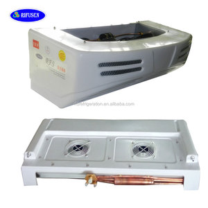 Model:R580, Refrigerant:R404a, front mounted truck refrigeration units for refrigerated truck