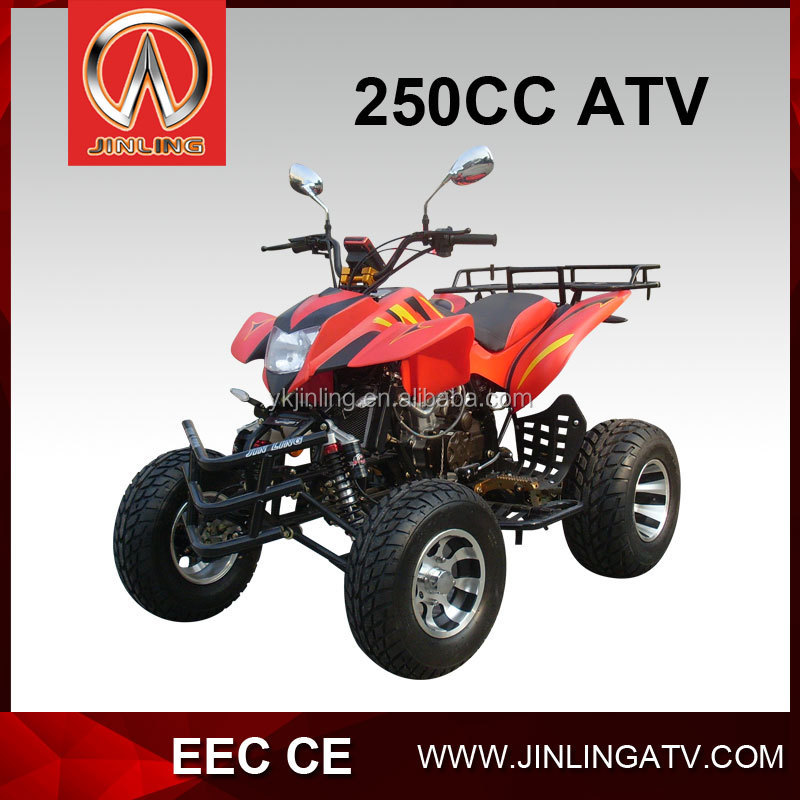 water cooled jinling 250cc atv engine cheap price 2 seats. Black Bedroom Furniture Sets. Home Design Ideas