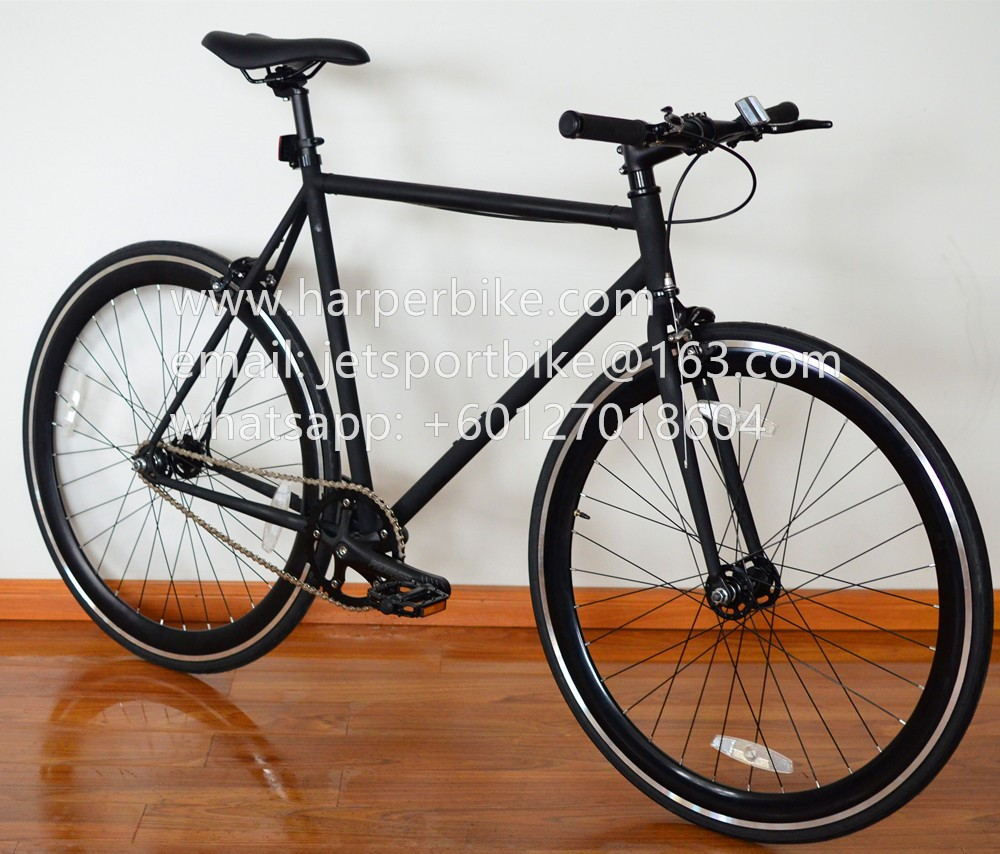 Comfortable new design fixed bicycle gear bike manufactured in China