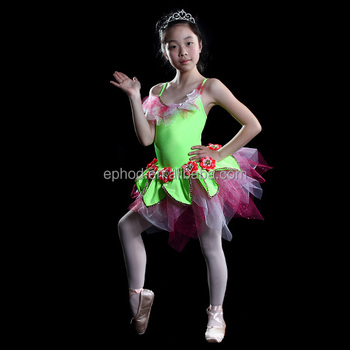 9efe51a7394b Rainbow fairy ballet tutu costumes/stage dance wear/tutu fairy dress  EPBL-014