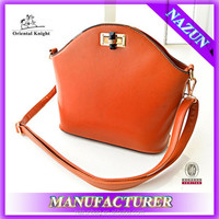 hot selling fashion stylish all season women PU China cross body bag