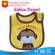 Children And Infant Pure Cotton Snap Fastener Waterproof Orangoutang Apron
