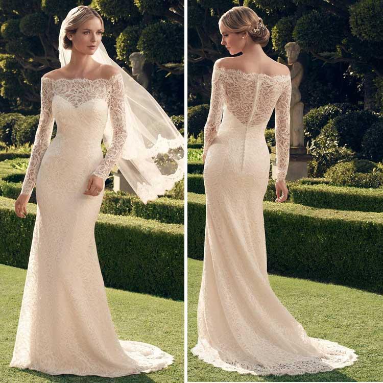 dd59d5130d5 Купить свадебное платье с гипюровыми рукавами старинные кружева в ...