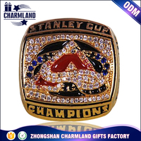 Factory Supply new styles graduation students youth champion rings school Sports games championship rings