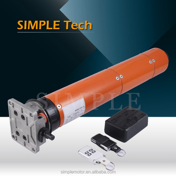 Design New Coming Electric Awning Tubular Motor