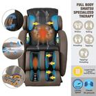 Electric Luxury Full Body Shiatsu Foot Massage Chair