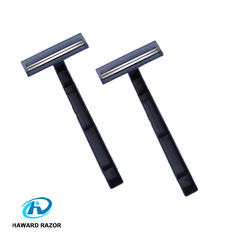 D210 Professional razor blade factory Shavette brand name twin blade shaving