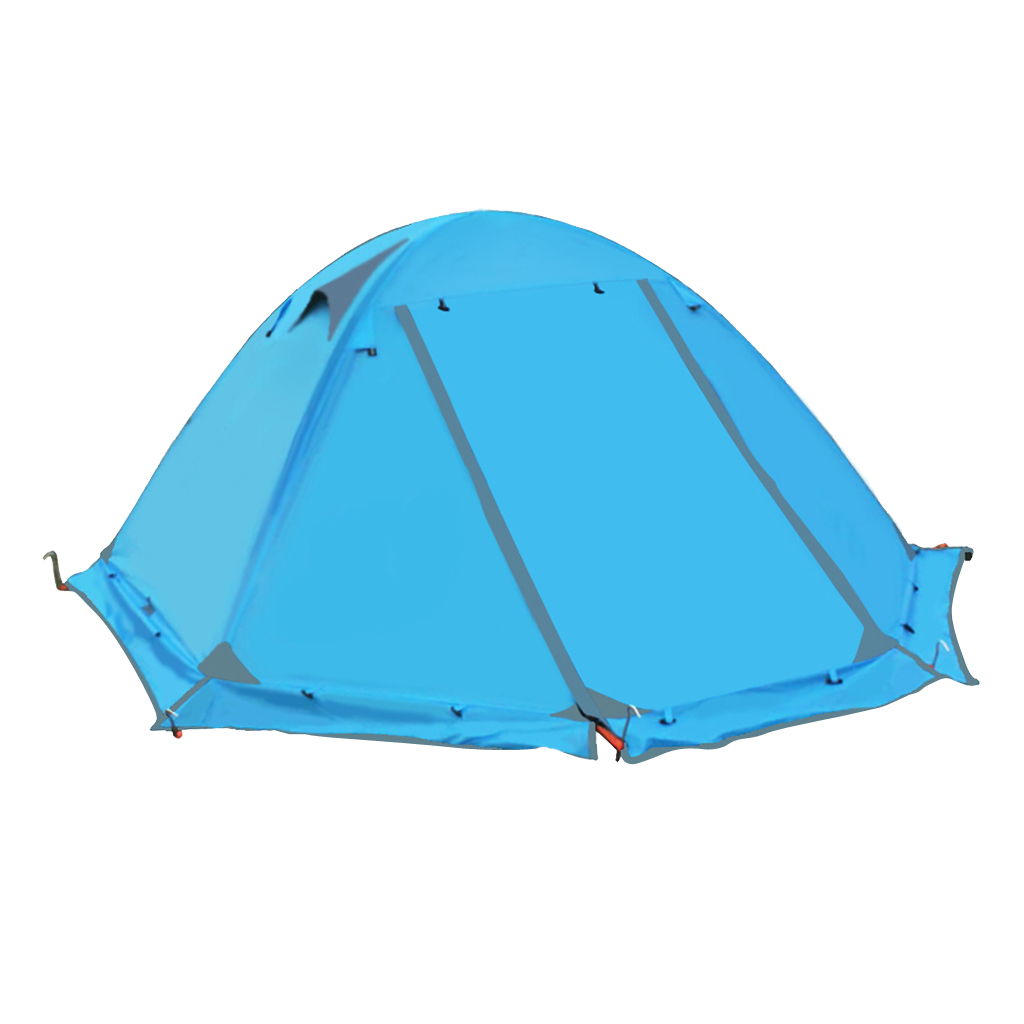 MagiDeal C&ing Tent Hiking Tent 2 Person Waterproof 3 Season Aluminum Pole Outdoor Backpacking Tents for  sc 1 st  DHgate & MagiDeal Camping Tent Hiking Tent 2 Person Waterproof 3 Season ...