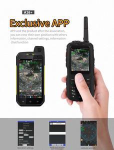 Walkie Talkie 50km Zello Android Walkie Talkie PTT Radio A17 3G/WCDMA SIM CARD Walkie Talkie 3G Radio