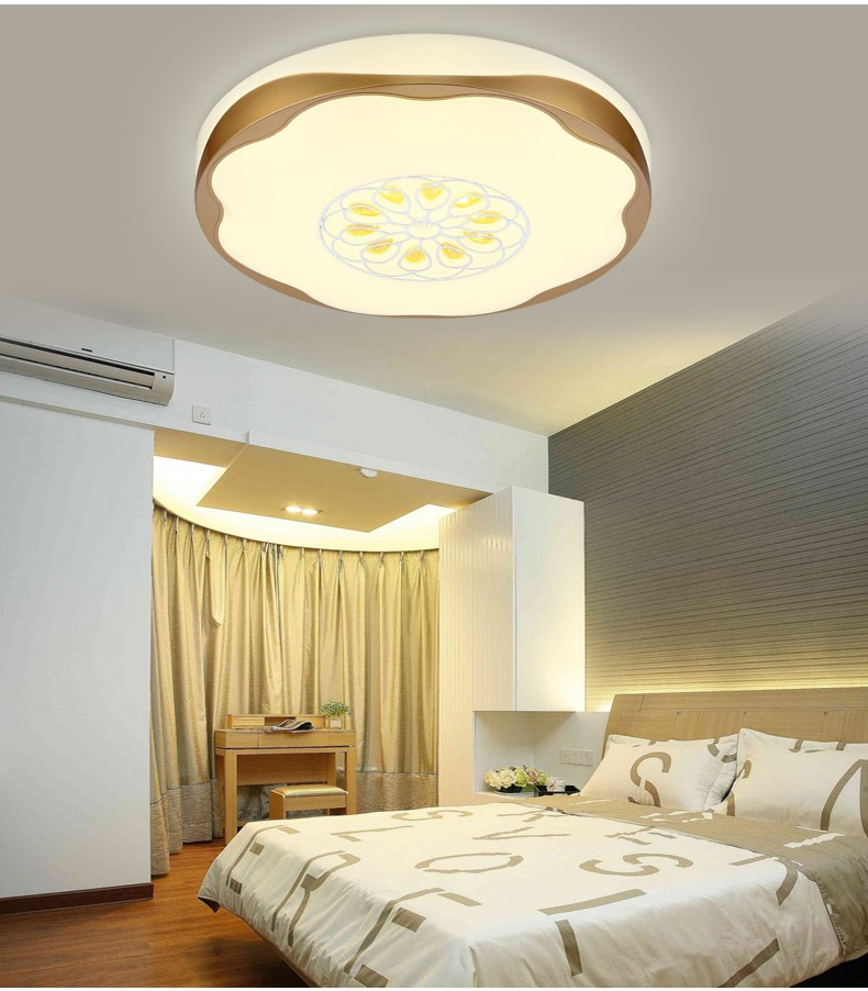 2016 Hot Sales Ceiling Light Large Round Used For Living Room ...