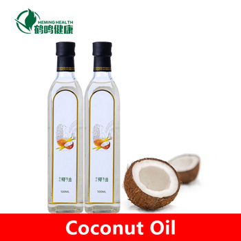 Coconut food grade oil virgin