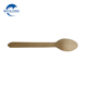 Disposable eco-friendly wooden cutlery spoon fork knife for restaurant