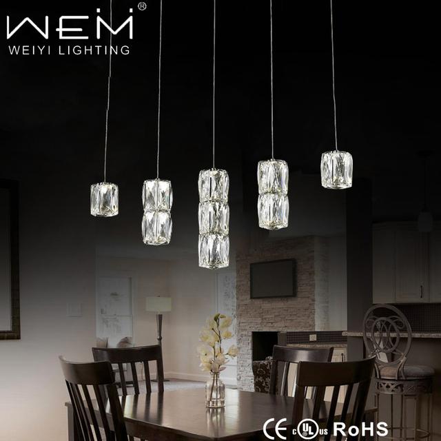 China hotel decorative pendant light wholesale alibaba hotel decoration pendant lighting led 27w crystal indoor pendant lamp aloadofball Image collections