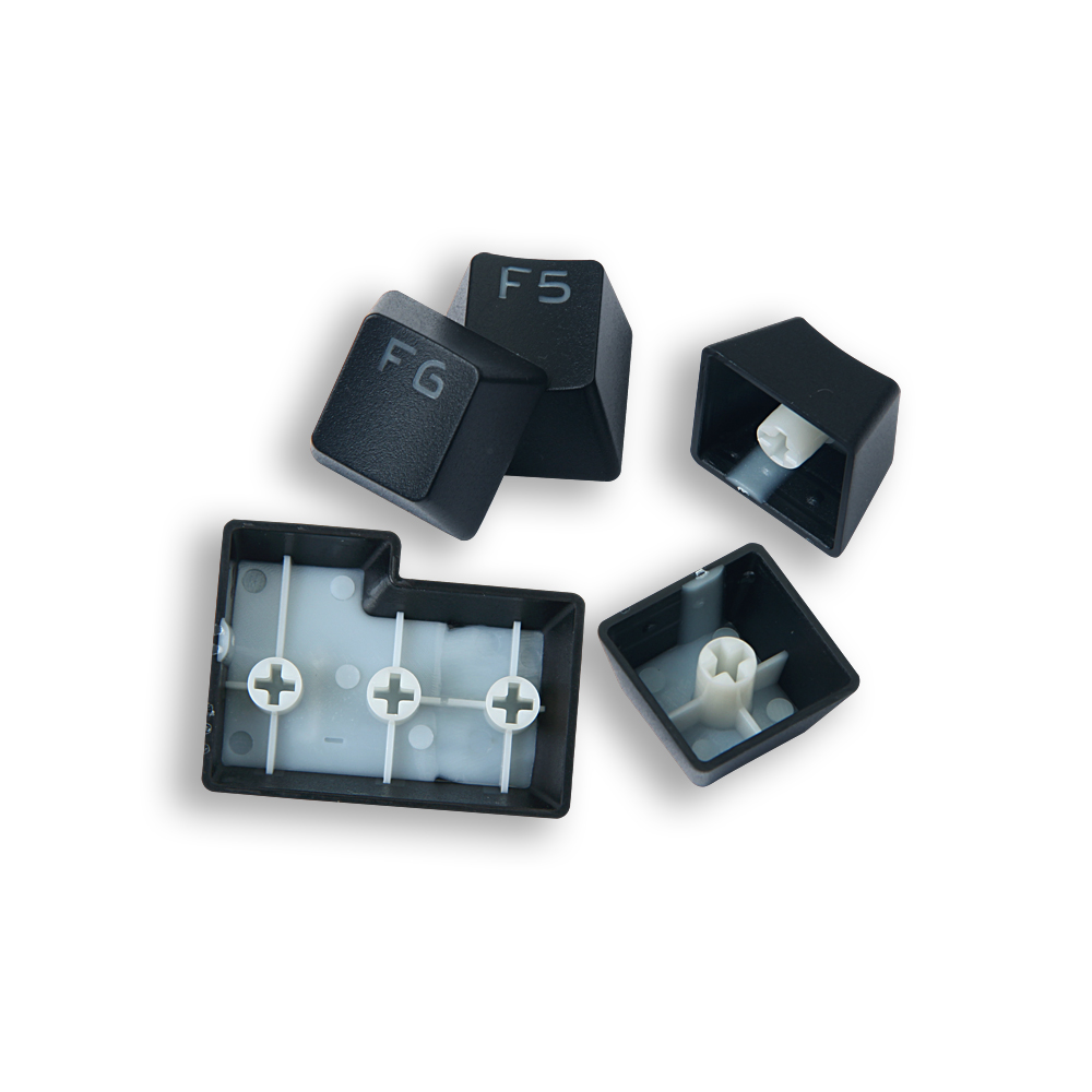 Redragon A101 Double-Shot Injection Molded Mechanical Keyboard Keycaps With Key Puller