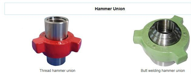 Fmc hammer union weco fig