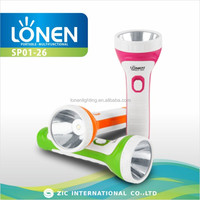 Lonen Big Size Super Bright High Power 1w Rechargeable Led ...