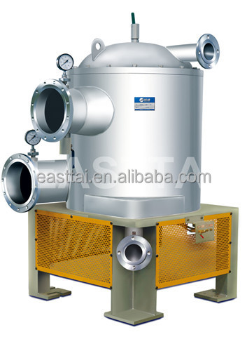 UV series 4.0m2 pulp up flow Pressure Screen,pulp making production line