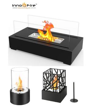 Inno Living Tt28 Portable Gl Fireplace Ethanol Fire Pit Table Product On
