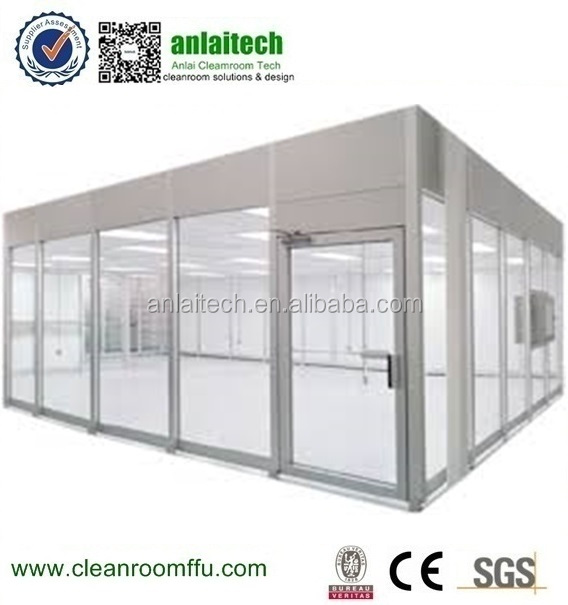 Modular Mobile Clean Room Made In China Guangdong