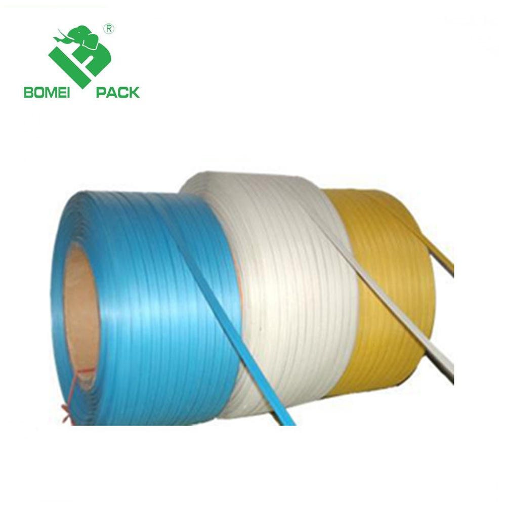 PP Strapping roll plastic packing strips with high break strength