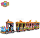 Guangzhou SQV children park used trackless train for sale for sale