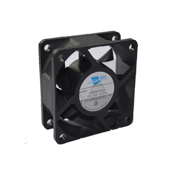 Inverter Heatsink Fan Dc 60mm Cabinet Cooling Fan