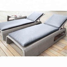 Simec Rieten Rotan <span class=keywords><strong>Outdoor</strong></span> Zon Lounge Bed