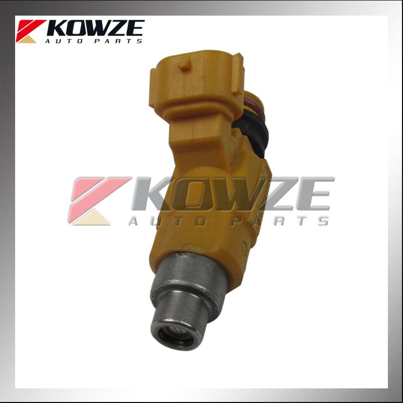 Fuel Injector Kit For Mitsubishi Triton L200 K62t K65t K75t 4g63 ...